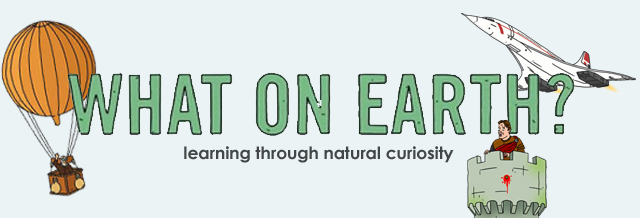 What On Earth? learning through natural curiosity